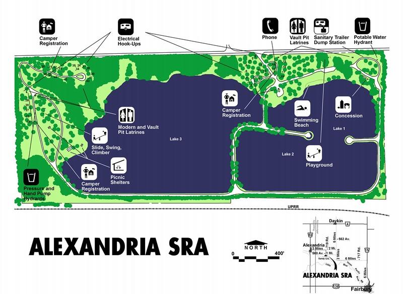 Alexandria State Recreation Area
