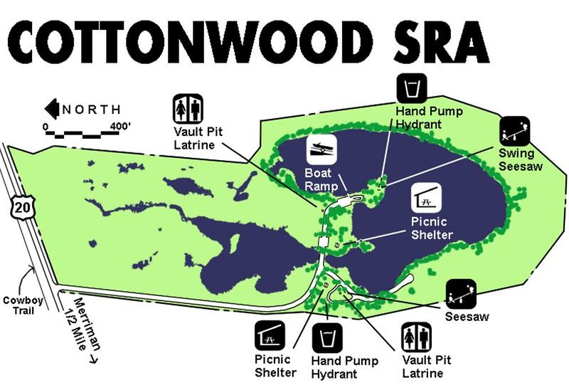 Cottonwood State Recreation Area