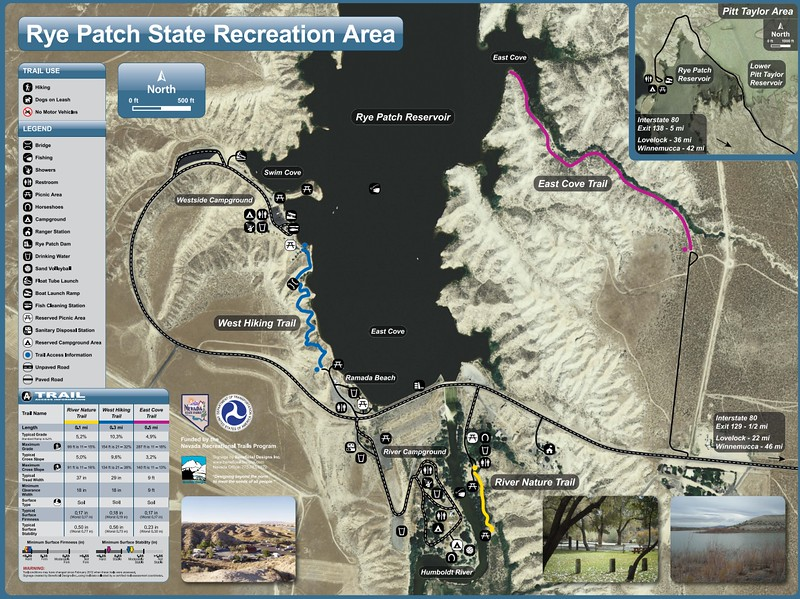Rye Patch State Recreation Area