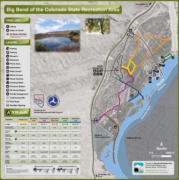 Big Bend of the Colorado State Recreation Area