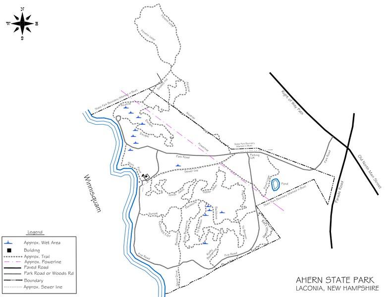 Ahern State Park