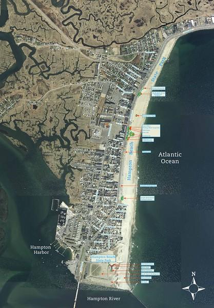 Hampton Beach State Park (Aerial Map)