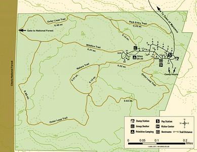 Manzano Mountains State Park
