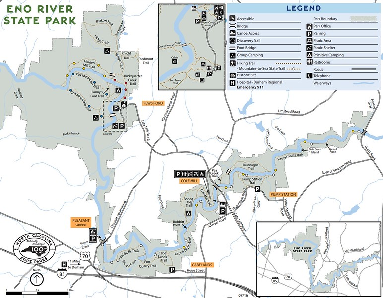 Eno River State Park