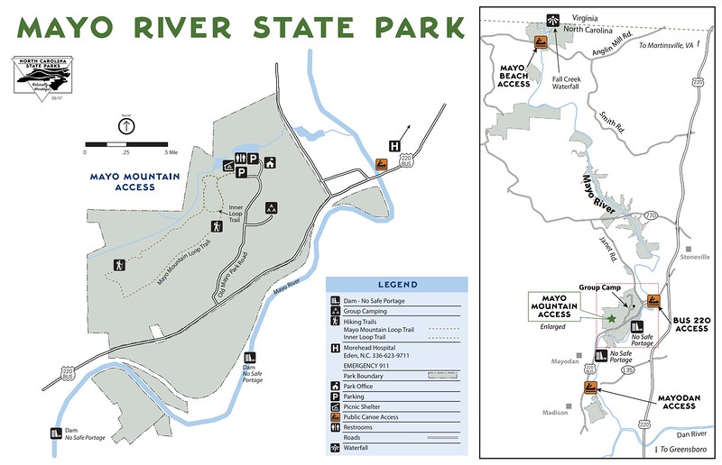 Mayo River State Park
