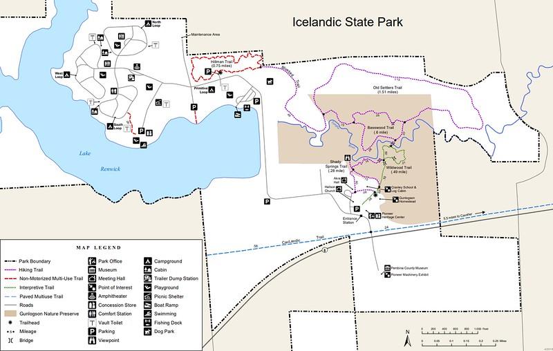 Icelandic State Park