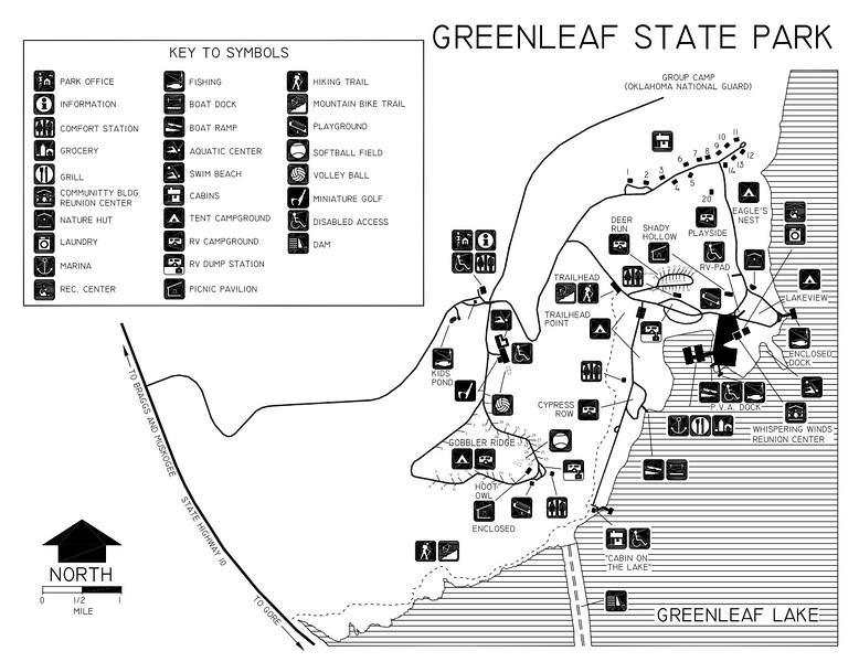 Greenleaf State Park