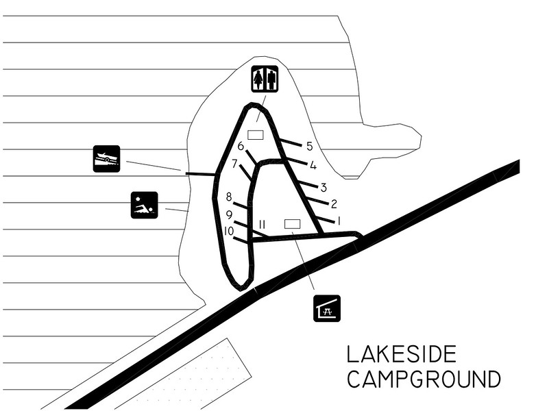 Cherokee Landing State Park (Lakeside Campground)