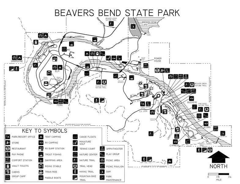 Beavers Bend State Park