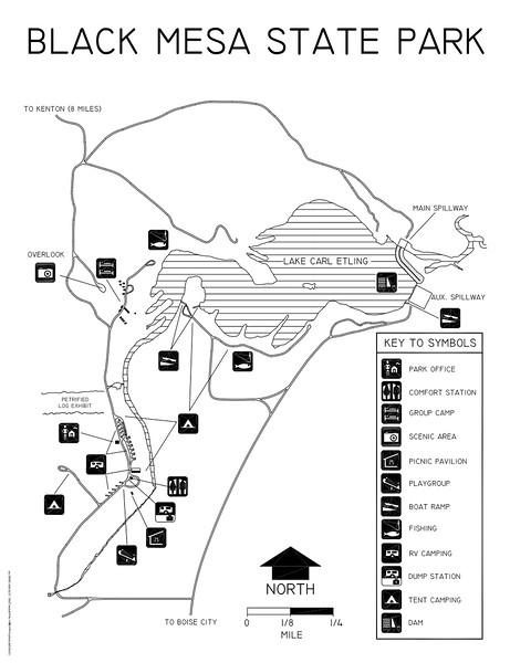 Black Mesa State Park & Nature Preserve