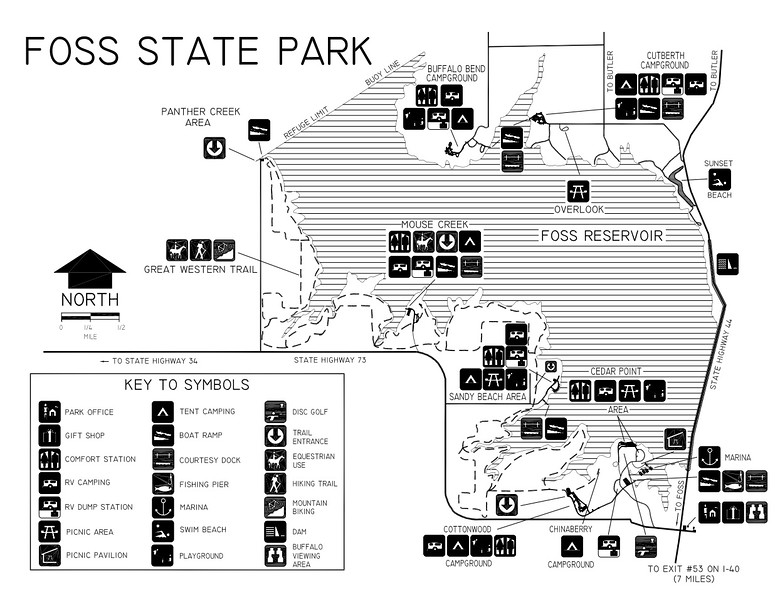 Foss State Park