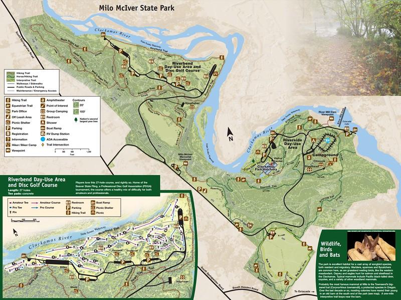 Milo McIver State Park