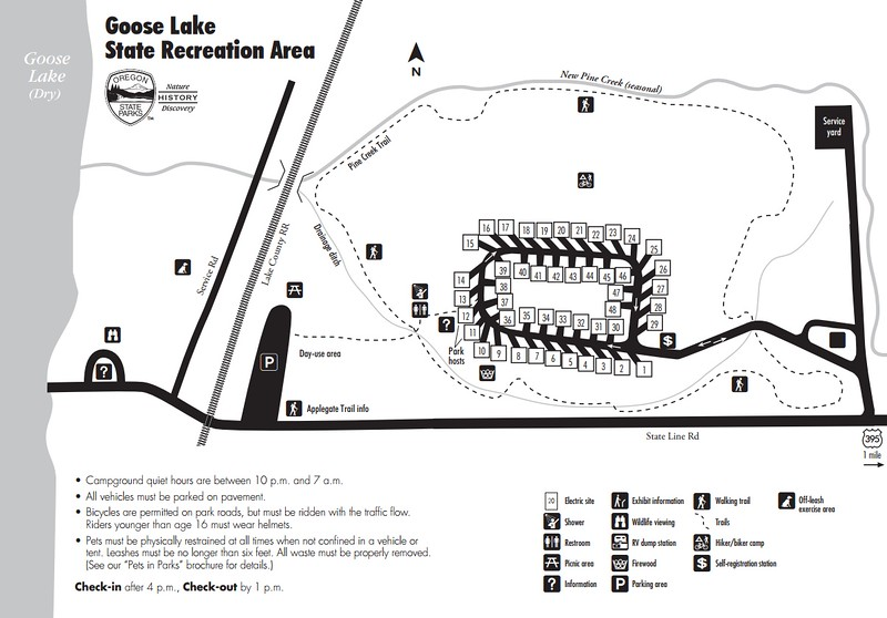 Goose Lake State Recreation Area