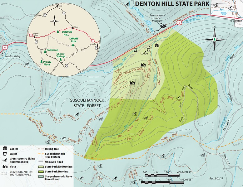 Denton Hill State Park