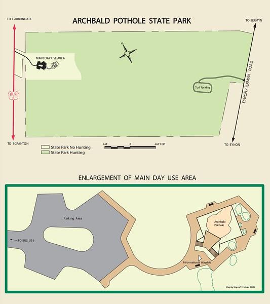 Archibald Pothole State Park