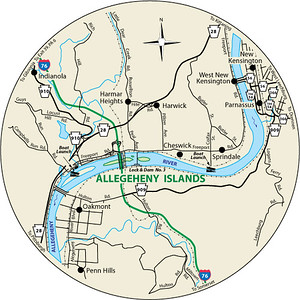 Allegheny Islands State Park