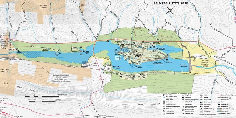 Bald Eagle State Park