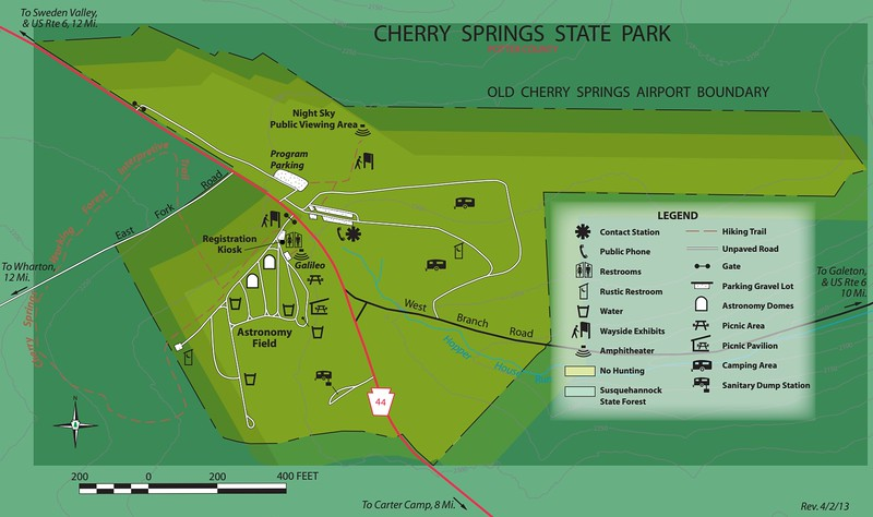 Cherry Springs State Park