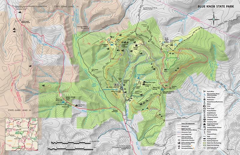 Blue Knob State Park