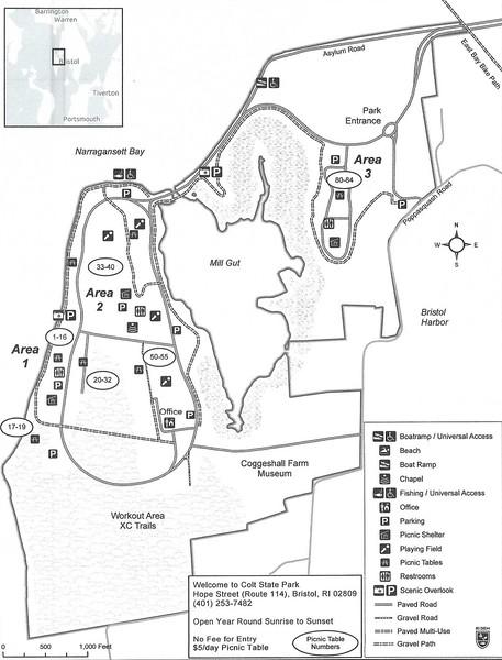 Colt State Park
