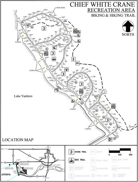 Chief White Crane Recreation Area