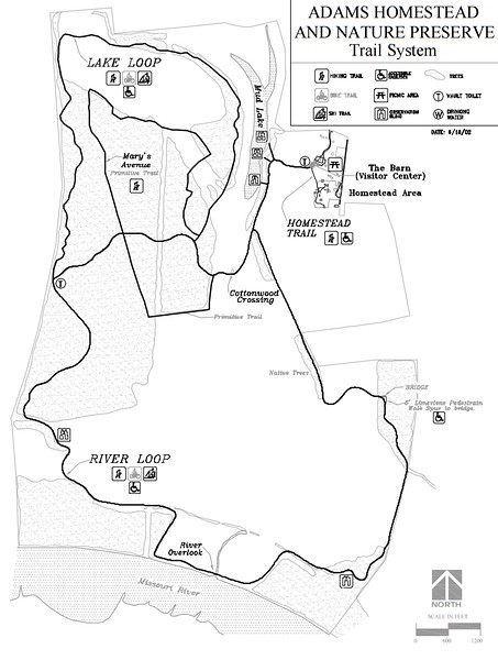 Adams Homestead & Nature Preserve