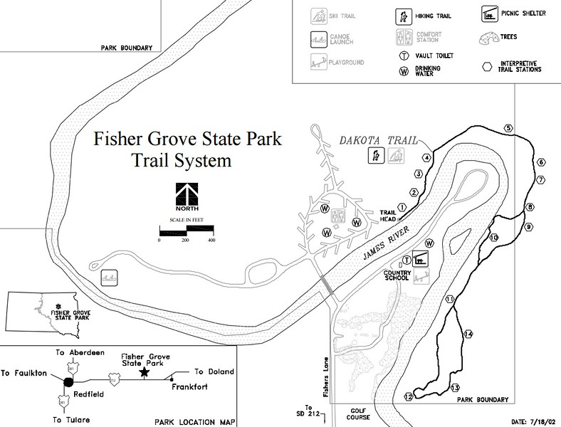 Fisher Grove State Park