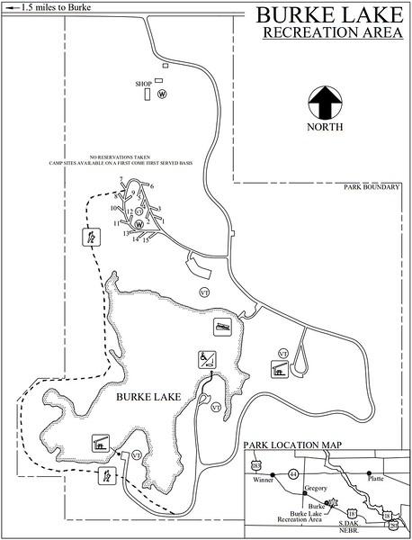 Burke Lake Recreation Area