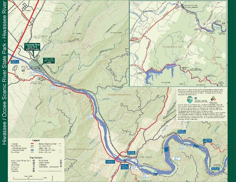 Hiwassee/Ocoee Scenic River State Park (Hiwassee River)