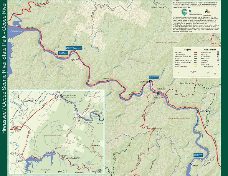 Hiwassee/Ocoee Scenic River State Park (Ocoee River)