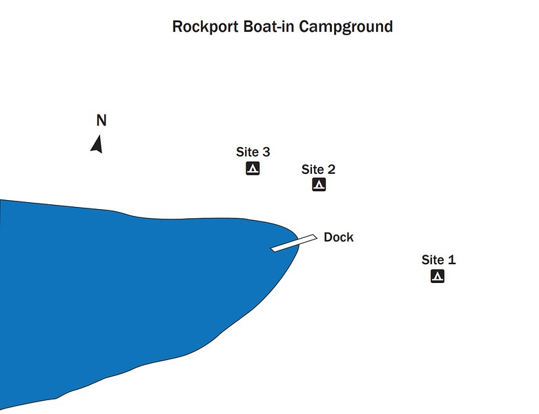 Rockport State Park (Boat-In Campground)