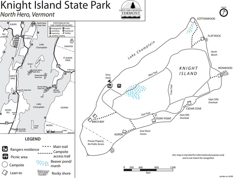 Knight Island State Park