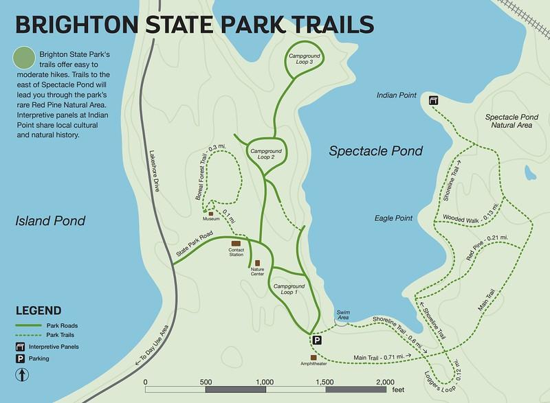 Brighton State Park (Trails)