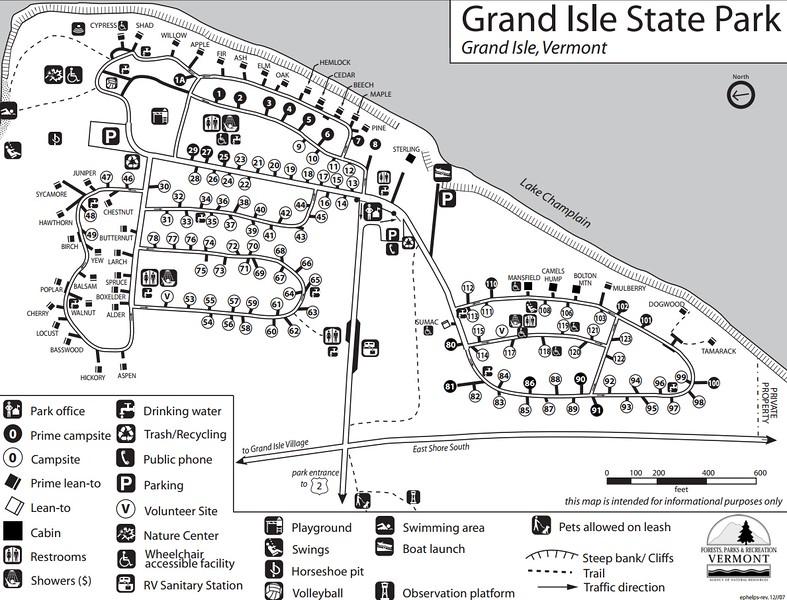 Grand Isle State Park