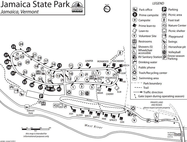 Jamaica State Park
