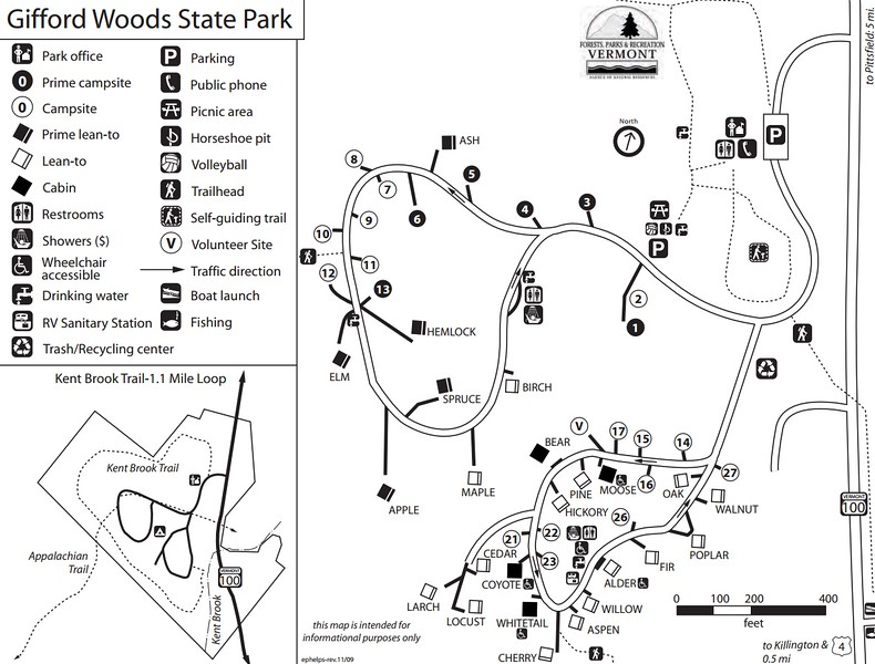 Gifford Woods State Park