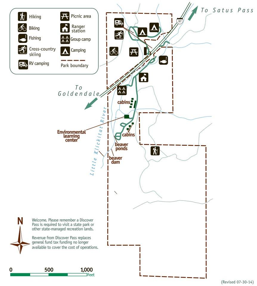 Brooks Memorial State Park