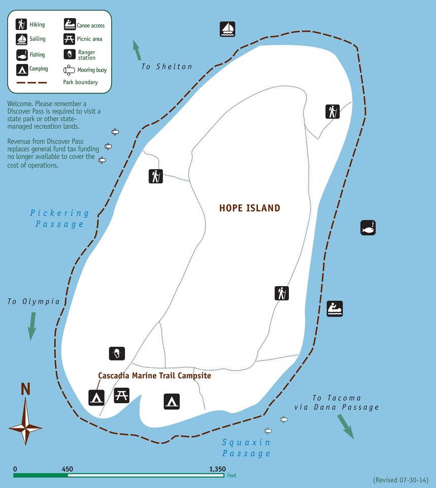 Hope Island Marine State Park (Mason County)