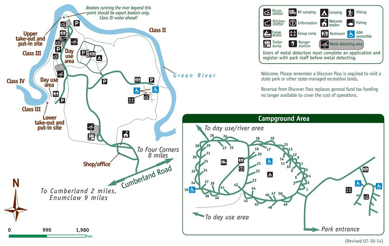Kanaskat-Palmer State Park