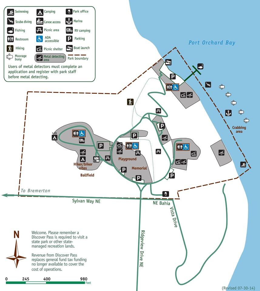 Illahee State Park