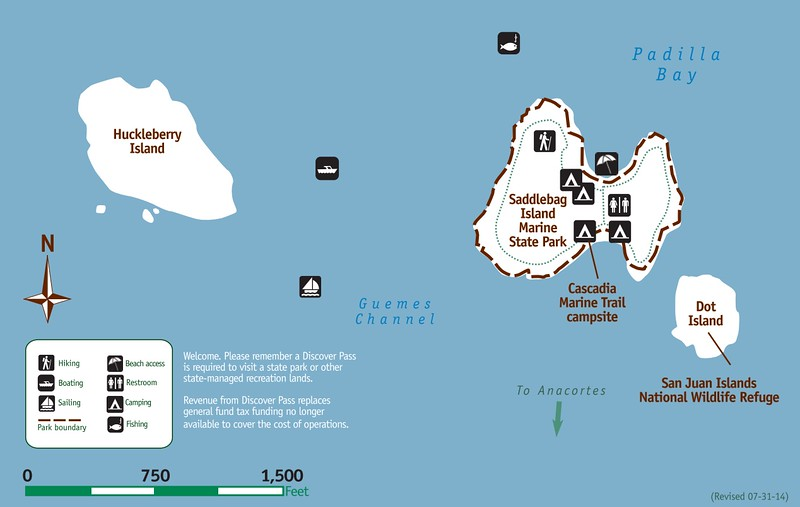 Saddlebag Island Marine State Park