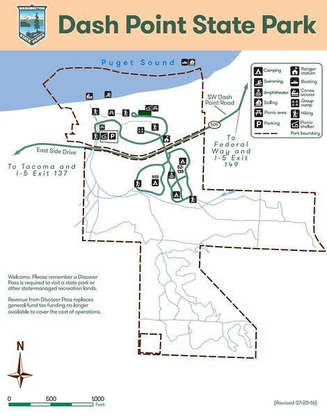 Dash Point State Park