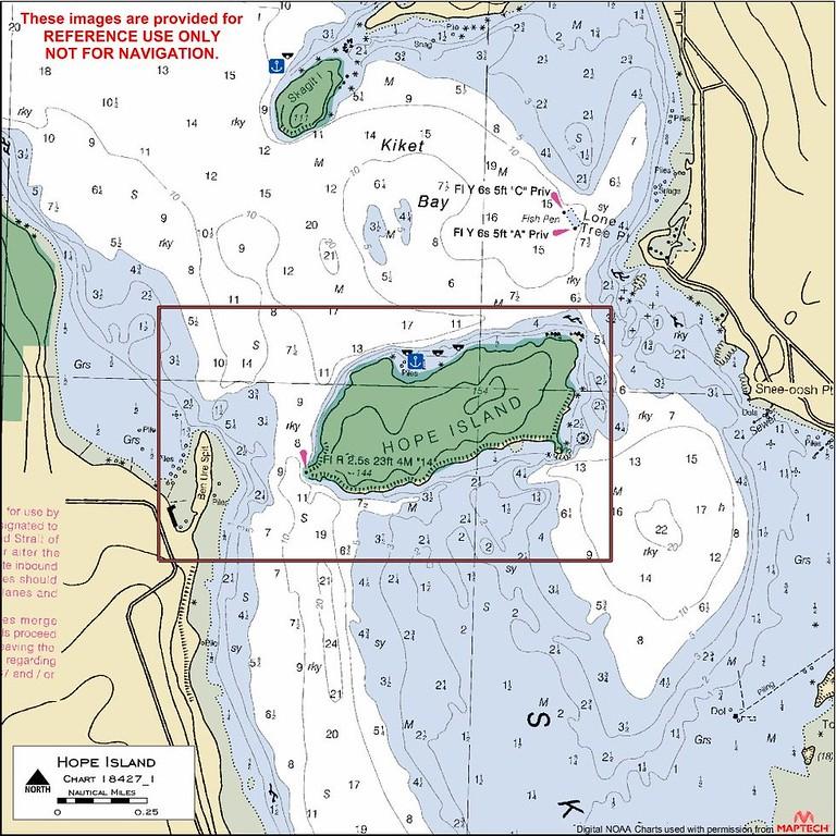 Hope Island Marine State Park (Skagit County)