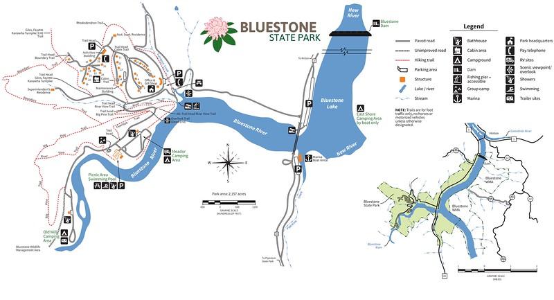 Bluestone State Park