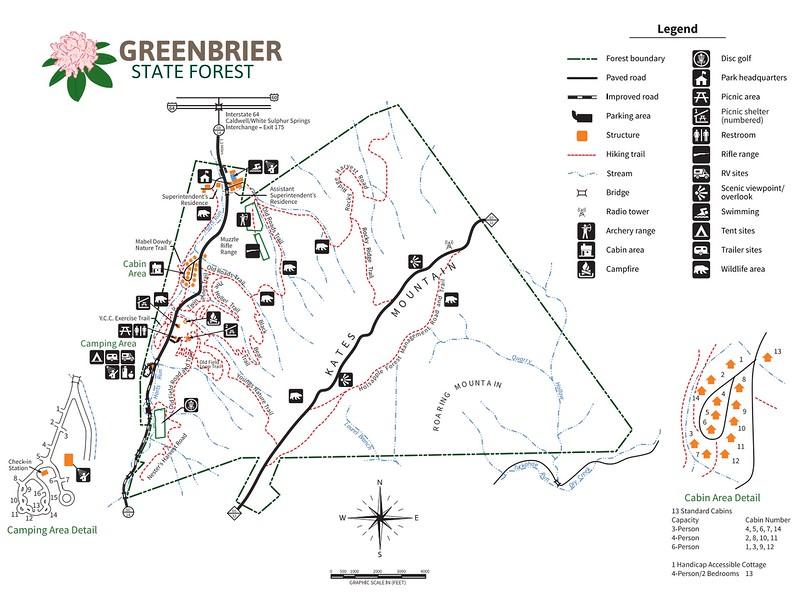 Greenbrier State Forest