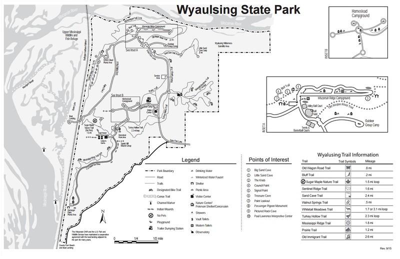 Wyaulsing State Park