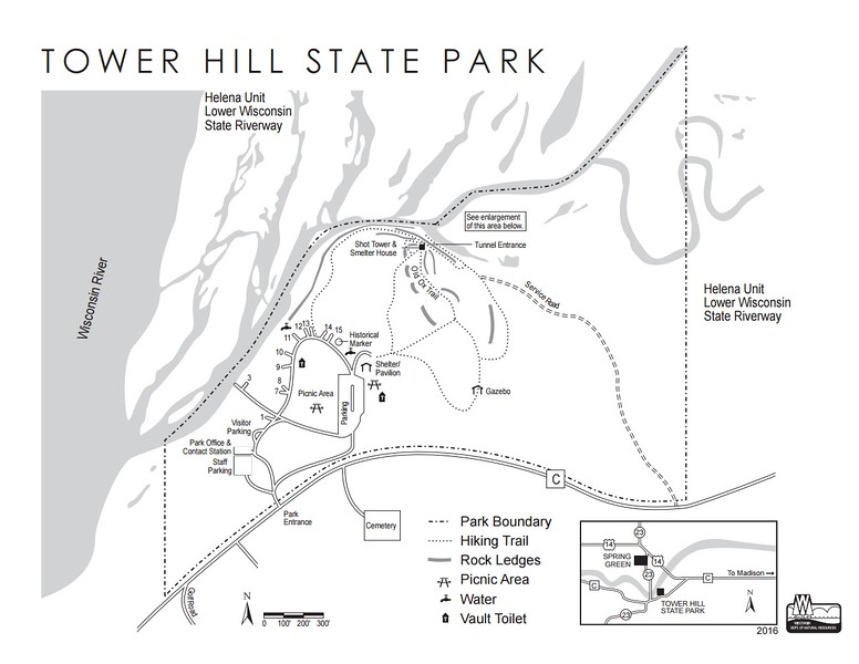 Tower Hill State Park
