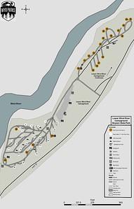 Boysen State Park (Lower Wind River Campground)