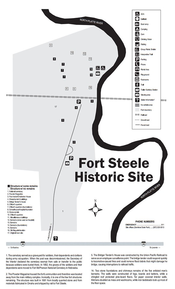 Fort Fred Steele State Historic Site