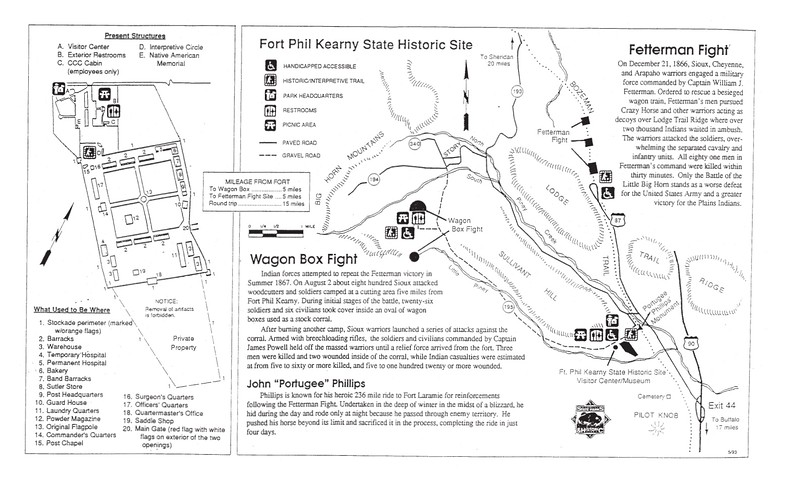 Fort Phil Kearney State Historic Site